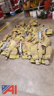 Lot of Fire Fighter Turn Out Gear