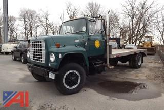 1986 Ford L8000 Flatbed