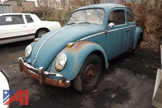 Unknown Volkswagen Bug Coupe