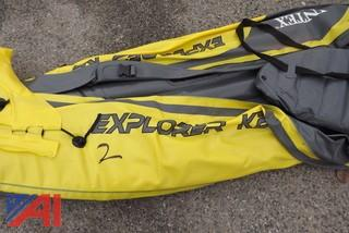 Inflatable Kayak/Canoe