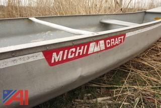 Michi-Craft Canoe