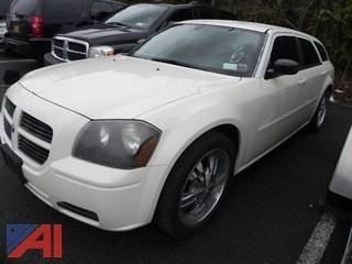 2005 Dodge Magnum SXT 4DSD