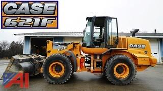**Pictures added** **4% BP** 2015 Case 621F Articulated Wheel Loader