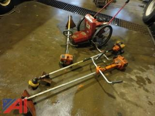 Centura Piranha Brush Mower and More