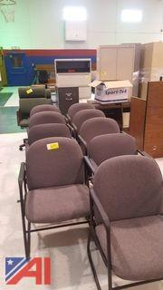 Lot of Assorted Office Chairs and More