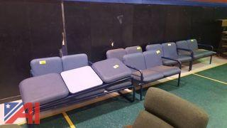 Lot of Reception Area Furniture