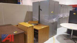 Large Lot of Assorted Office Furniture