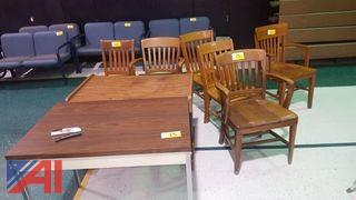 Lot of Assorted Furniture