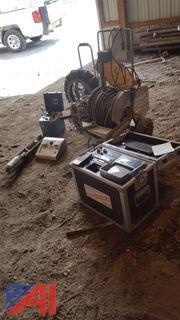 Aries Sewer Camera Unit