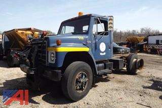1987 International 1754 Cab/chassis