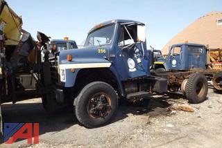 1987 International 1754 Cab and Chassis