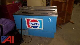 Pepsi-Cola Drink Cooler