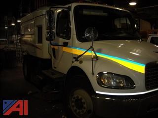 """2006 M2106 With Elgin """"Crosswind"""" Street Sweeper Body"""