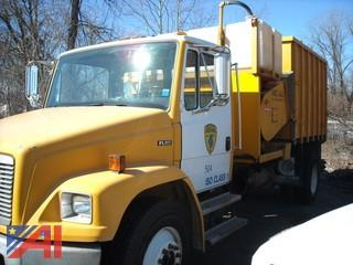 """2000 Freightliner """"FL-80 With Vac All Sewer Body"""