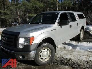 2011 Ford F150 XL 4D Pickup
