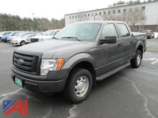 2011 Ford F150XL 4D Pickup