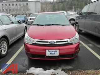 2010 Ford Focus SE 4DSD