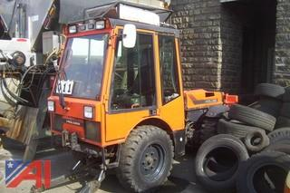 2001 Holder Tractor
