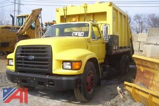 1999 Ford F800 New Way Packer