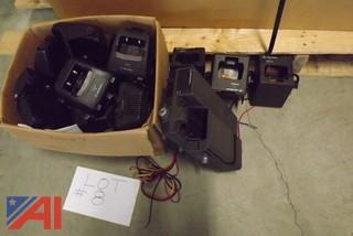 Various Motorola chargers
