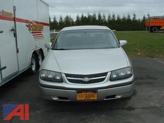 2005 Chevy Impala 4 Door