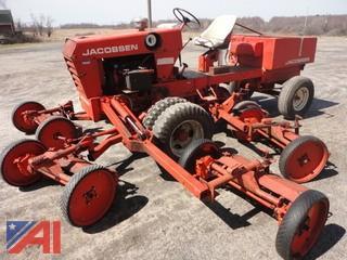Jacobsen F-10 Gang Lawn Mower