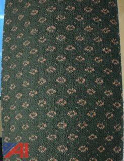 432sqft New Carpet