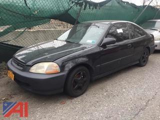 1998 Honda Civic 2D
