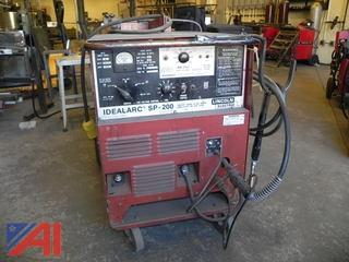 Lincoln Electric Ideal Arc Mig Welder (#5)