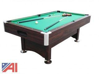 6' B055 Pool Table