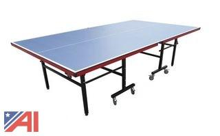 TE-6303 Tennis Table with Paddle/Net Set