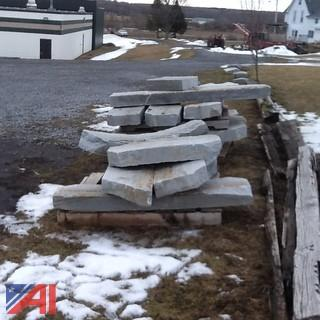 Pallets of Curbing