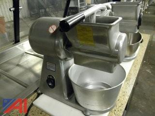 Omcan Commercial Hard Cheese Grater
