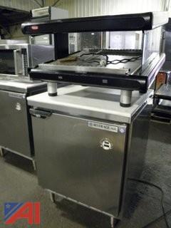 Prep Table and Display Warmer