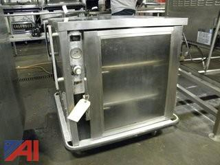 FWE Heated Holding Transport Cabinet