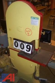"Cresent Machine 20"" Band Saw"