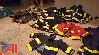 (20) Fire Fighter Turn Out Jackets