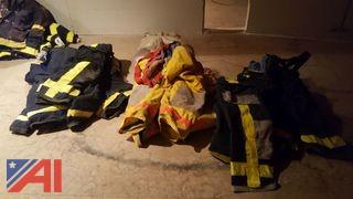 (15) Fire Fighter Turn Out Pants