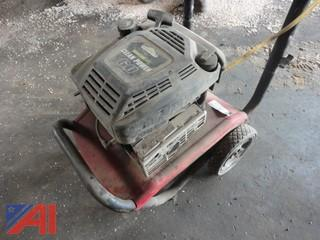 Snapper Pressure Washer
