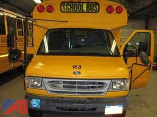 2000 Ford E350 Cut Away Bus