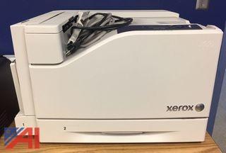 (1) Xerox Phaser 7500 Printer & Toner