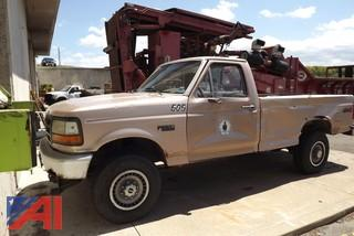 **Lot Updated** 1997 Ford F250 Pickup