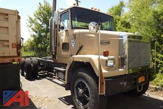 1989 White/GMC Cab/Chassis