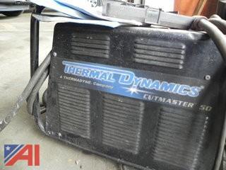 2003 Thermal Dynamics Plasma Cutter Cutmaster 50