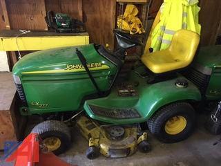 2003 John Deere LX277 Lawn Mower