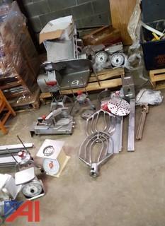Lot of Restaurant Equipment