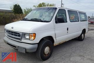 1998 Ford Club Wagon Van