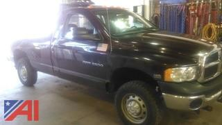 2005 Dodge Ram 2500 Single Cab Pickup