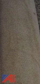 132 sqft NEW carpet