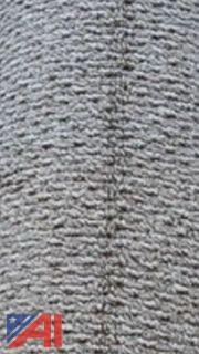 132sqft NEW carpet